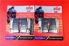 Plaquettes de frein SBS pour motocyclette Honda