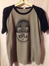 Vintage Thailand Thai Beer Chang Promotional Raglan T-Shirt