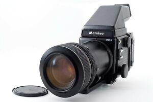 [READ!Near MINT] Mamiya RZ67 Pro II + Sekor Z 100-200mm f5.2 W from Japan #326
