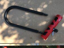 Abus Granit Extreme 59 L=260mm W=111 Ø19 schwarz Fahrrad