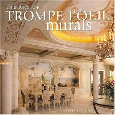 NEW - The Art of Trompe L'oeil Murals by Lanthier, Yves