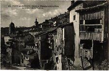 CPA  Pont-en-Royans (Isére) - Maisons suspendues au-dessus de la Bourne(584044)