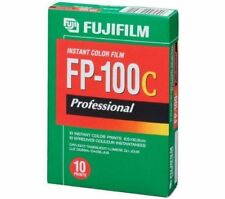 Fuji Fujifilm Fp100c Fp-100c Color Instant Film Exp Feb 2018