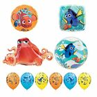 10pc Finding Dory Nemo and Hank Birthday Party Balloon supplies decorations