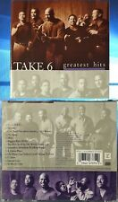 Take 6 - Greatest Hits (CD, 1999, Warner/Reprise Records, USA)