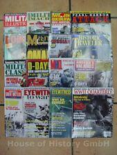 108814, 16 Hefte, verschiedene US-Militaria Magazine, verschiedene Ausgaben