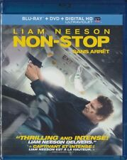 Non-Stop (Blu-ray/DVD, 2014, 2-Disc Set, Canadian) Liam Neeson