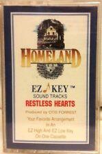 RESTLESS HEARTS- Cassette - Christian Accompaniment Track - Southern Gospel