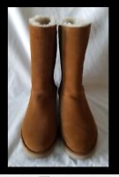 Koolaburra by UGG Classic Slim Tall Boots 1015880 Women's US 6 Chestnut NEW