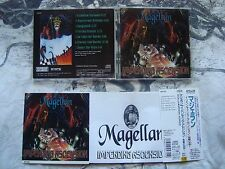 MAGELLAN Impending ascension CD JAPAN OBI + Sticker