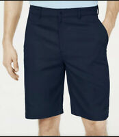 """Attack Life By Greg Norman Men's Core 10"""" Classic Fit Shorts Blue"""