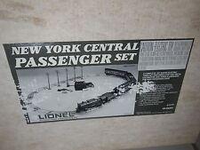 1989 Lionel New York Central Passenger Train Set in Box Engine #8613 Set 6-17773