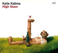 KALLE KALIMA - HIGH NOON  CD NEU