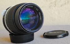 Nikon Nikkor 105mm F2.5 AI-S manual focus lens for film/digital 105 mm F/2.5 AIS