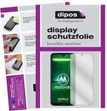 2x Motorola Moto G7 Plus Schutzfolie klar Displayschutzfolie Folie Display