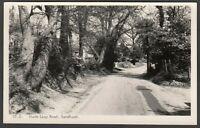 Postcard Sandhurst nr Bracknell Berkshire view of Harts Leap Road RP Frith ST8