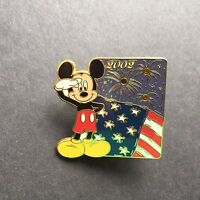 12 Months of Magic - Mickey and Fireworks Light Up Disney Pin 12549