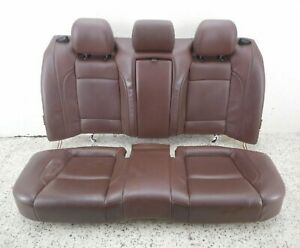 12 Hyundai Genesis Sedan Rear Upper Back Lower Bottom Seat Cushion Set OEM