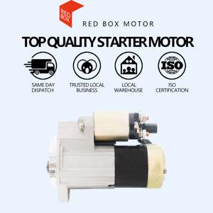Starter Motor fits Nissan Pathfinder R50 3.3L VG33E Petrol V6 1995-2005 Starters