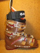 GARMONT ASTRAL US4 Bronze with hardware 24.0 ski boots with hardware