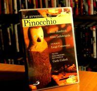 LE AVVENTURE DI PINOCCHIO (1972) Nino Manfredi Comencini DVD OTTIME CONDIZIONI