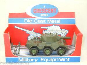 Saladin Scout Car van Crecent Model Military Equipment 1263 England
