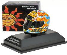 Minichamps Valentino Rossi Helmet - GP 500 Mugello 2001 1/8 Scale