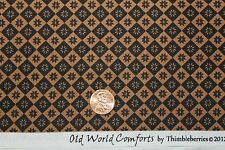 """OLD WORLD COMFORTS"" THIMBLEBERRIES COTTON QUILT FABRIC BY THE YARD RJR 1053-1"