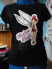 Disney Tinkerbell T. shirt. por Tammy 176 cm 100% algodón.