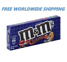 M&M's Caramel Chocolate Candy 3 Oz FREE WORLDWIDE SHIPPING