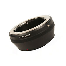 Compatible Contax/Yashica C/Y lens to M 4/3 MFT sistema mount camera adattatore