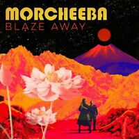 MORCHEEBA - BLAZE AWAY FLIEDERFARBIGES VINYL  VINYL LP NEW!