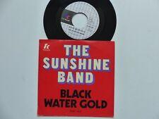 THE SUNSHINE BAND Black water gold  TKR 6036  Pressage FRANCE  RRR