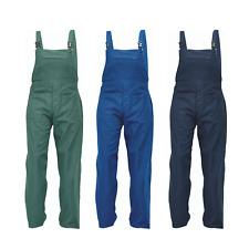 Udo Herren Latzhose Arbeitslatzhose Atmungsaktive Baumwolle Berufskleidung