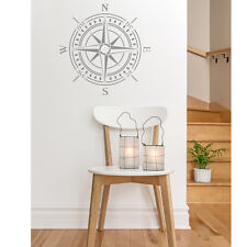 Compass bearing Stencil, Large stencil for DIY Walls decor Painting art