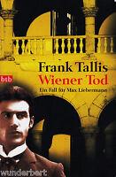 *b~ WIENER Tod - ein FALL für Max LIEBERMANN - Frank TALLIS tb (2008)