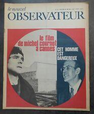 Le Nouvel Observateur n° 181, du 30 avril au 7 mai 1968
