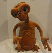 Rare E.T. The Extra Terrestrial Doll Talking Light Up Thinkway Toys 24""
