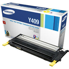 Samsung CLT-Y409S 1000 Page Yellow Toner for CLX-3170, CLX-3175FN, CLX-3175FW