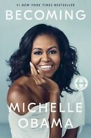 Becoming by Michelle Obama Hardcover Book - Brand NEW
