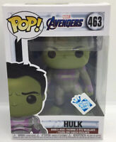 Funko POP Marvel Avengers Endgame: Hulk 463 GameStop Insider Club Exclusive #3
