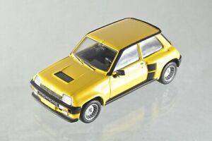 JQ163 Del Prado 1:43 1981 Renault 5 Turbo A+/-