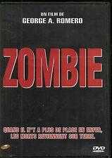 DVD ZONE 2--ZOMBIE--GEORGE A.ROMERO