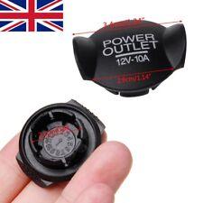 Car Power 12V Socket Lighter Cigarette Cover Outlet For Ford Focus Fiesta Mondeo