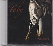 Toby-Again promo cd single