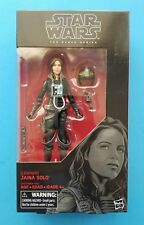 "Star Wars Hasbro The Black Series TBS #56 Jaina Solo 6"" Near Mint TBS6"