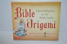 Bible Origami Kit: Paper-Folding Fun for the Whole Family NEW