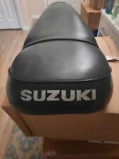 1972 Suzuki Ts185 Seat