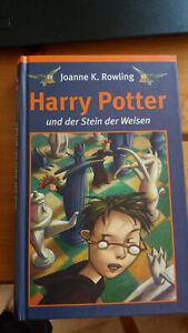 Harry Potter und der Stein der Weisen  gebundenes Buch