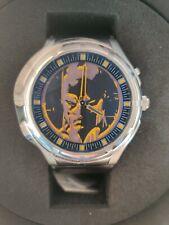 *VHTF* Batman Tattoo Limited Edition Fossil Watch LOW 0124 of 3000